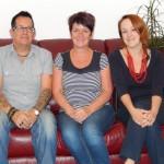 Neil, Pauline, Emma R1 Sept 2013