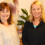 Reiki Level 1 Jackie & Carole Feb 10 3014 007